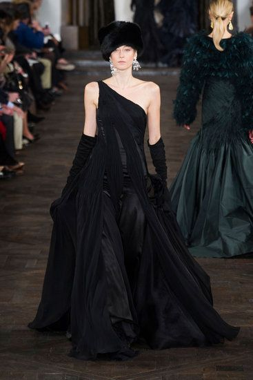 Ralph Lauren Runway | Fashion Week Fall 2013