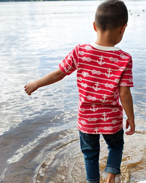 Favorite Made in the USA clothing for kids: Winter Water Factory for boys and girls