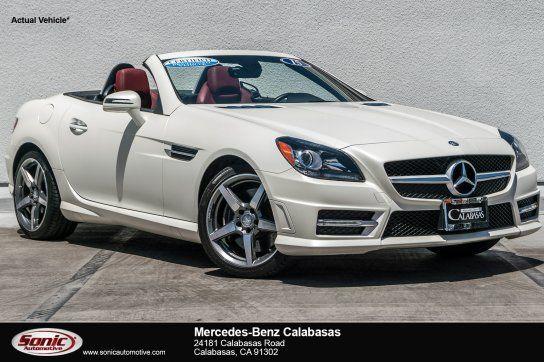 Convertible 2015 Mercedes Benz Slk 250 With 2 Door In Calabasas Ca 91302 Mercedes Benz Slk Mercedes Benz Mercedes