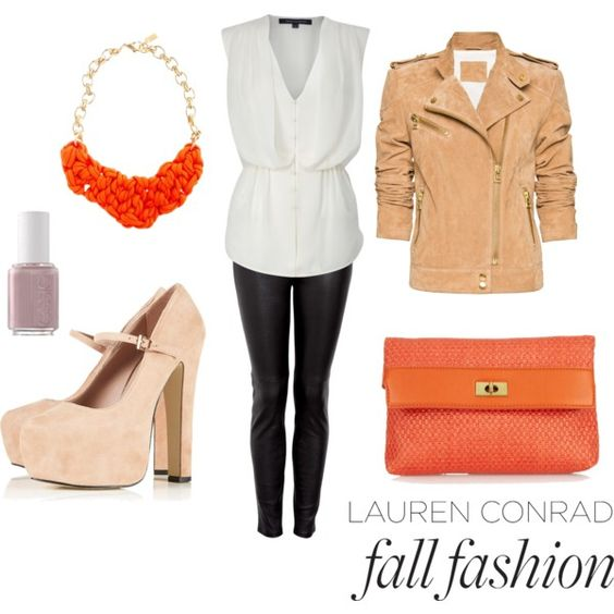 """""""Autumn Date"""" by justinetrocchia on Polyvore"""