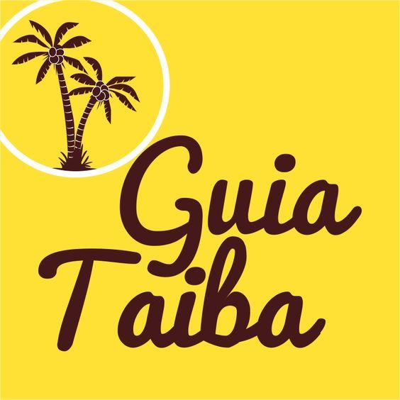 #logotipo #logo #guiataiba #criacao #beach #guia #ceara #brasil #brazil