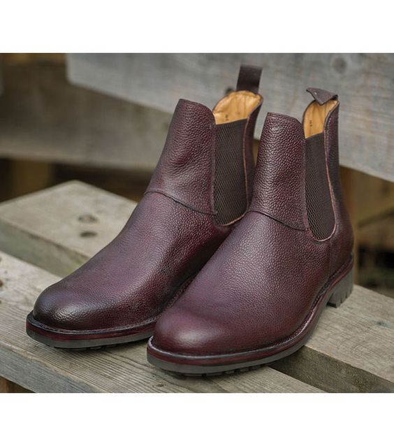 Hoggs Atholl Veldt Dealer Boot by Hoggs of Fife | Handmade Boots from Fife Country