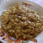 Pasta e fagioli con peperoncino dolce alla Pisticcese