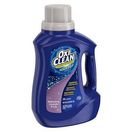Oxiclean Liquid Laundry Detergent Lavender Lily In 2020
