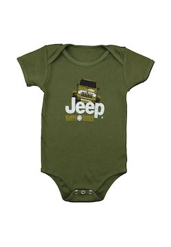 Infant Short Sleeved One-Sie