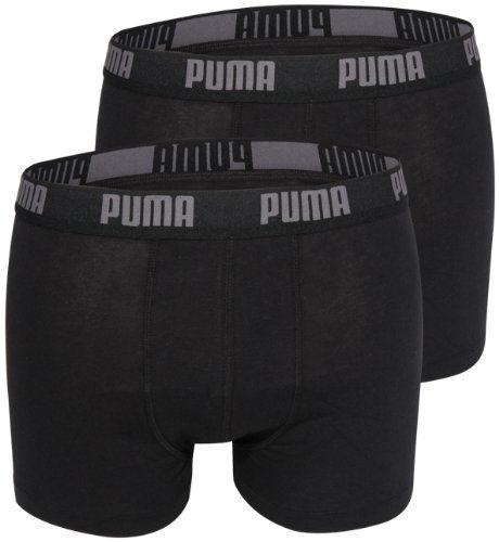 PUMA Herren Basic Boxer Boxershort 2er Pack schwarz/schwarz 202 - L - [ #Germany #Deutschland ] #Bekleidung [ more details at ... http://deutschdesign.apparelique.com/puma-herren-basic-boxer-boxershort-2er-pack-schwarzschwarz-202-l/ ]