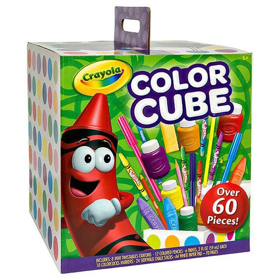Crayola Colour Cube Crayola Cube Color