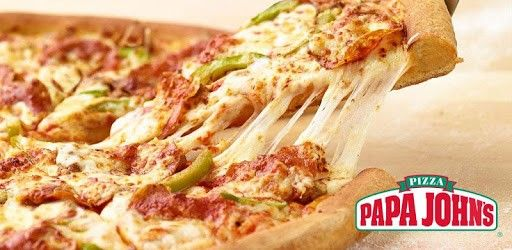 Papa Jhons Pizza Pizza Sizes Papa Johns Papa Johns Pizza