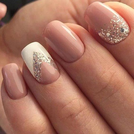 Pin Em Wedding Nails