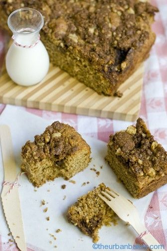 ... and Cake! | Pinterest | Buttermilk Coffee Cake, Coffee Cake and Coffee