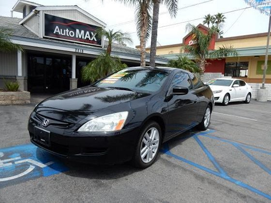 1HGCM816X4A000530 | 2004 Honda Accord EX for sale in Norco, CA Image 1