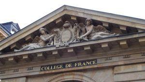 College de France || Criado por Francisco I, em 1530