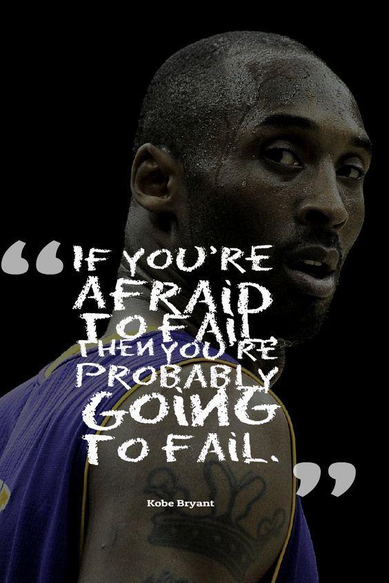 Kobe Bryant Basketball Quotes Frases Motivacionais Frases