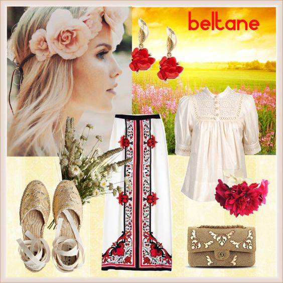Beltane in the City Look by yaschy on Polyvore featuring мода, Alice by…