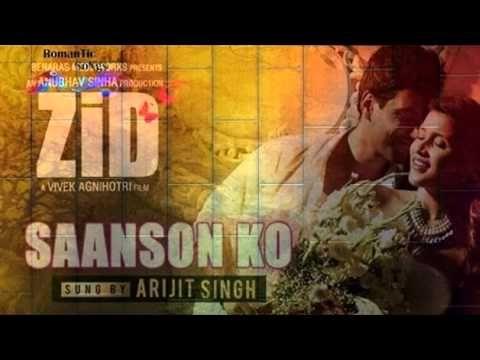 Sanson Ko Jeene Ka Ishara Mil Gaya I Full Song Arijit Singh I Movie Zidd Songs I Movie Bollywood Songs
