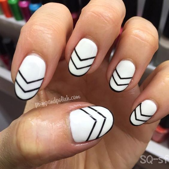 7 Beautiful Nail Designs - Trends & Style