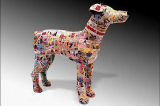 paper macho dogs