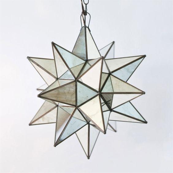 Moravian Star 15