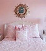 Serinna & Lilly pink and white quilt Coverlet - Bing images