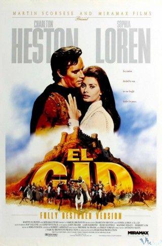 Hiệp Sĩ El Cid - HD