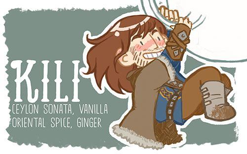 If Kili was coffee...