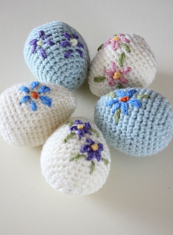 Egg free, Free crochet and Projects on Pinterest