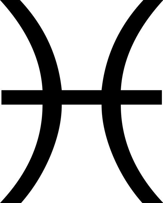 Símbolo de Piscis