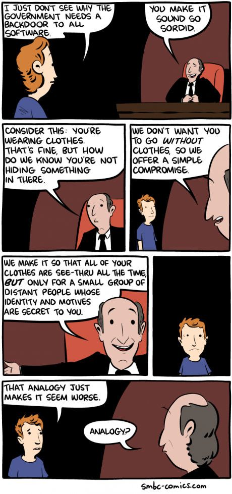 Sunday Morning Breakfast Cereal-Encryption