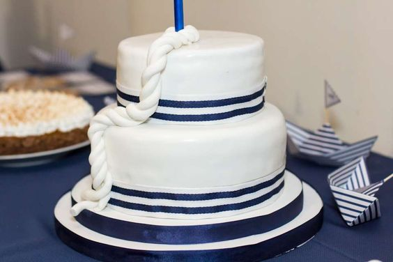 Juan Cruz's Nautical baptism | CatchMyParty.com: