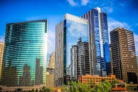 Image result for downtown chicago building