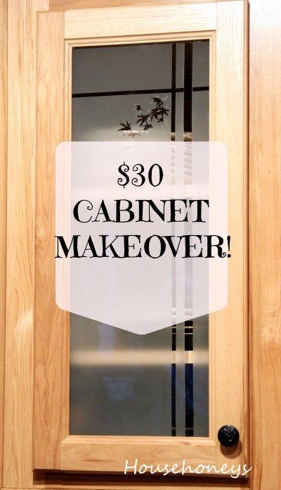 Kitchen Cabinet Makeover Fox Den Rd S Posts Pinterest