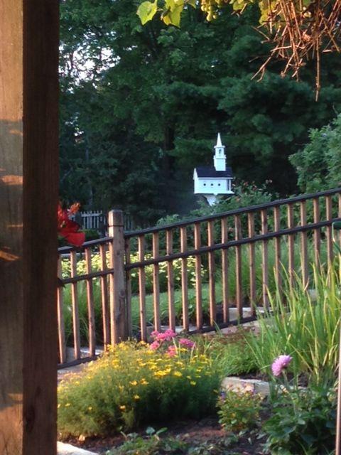 My Brother's Brimfield Birdhouse Restored!!! Gorgeous!