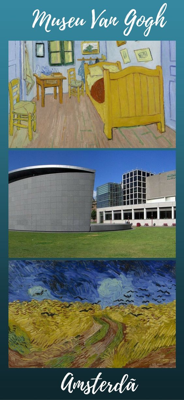 ef2d7ced774bf760c4d86a5829d2e0e2 Museu Van Gogh em Amsterdã