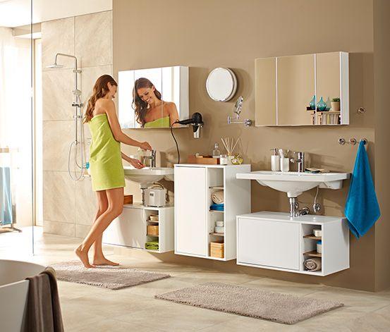 Sestavte si koupelnu, která vám bude dělat radost! :)