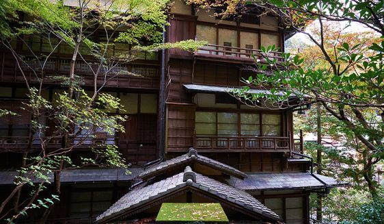Seven charms of Kansuiro | [Official] Motoyu Kansuiro | A long-established inn with a history of about 400 years