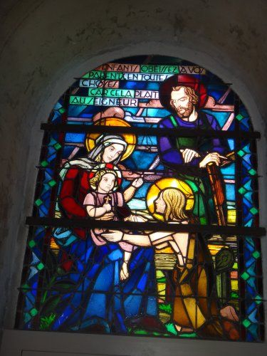 Légliz Saint Jean-Bapstiste -Moul - Andidan