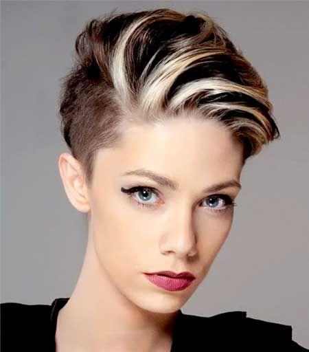 Pleasant Short Hair Colors Short Hairstyles And Hair Color On Pinterest Short Hairstyles For Black Women Fulllsitofus