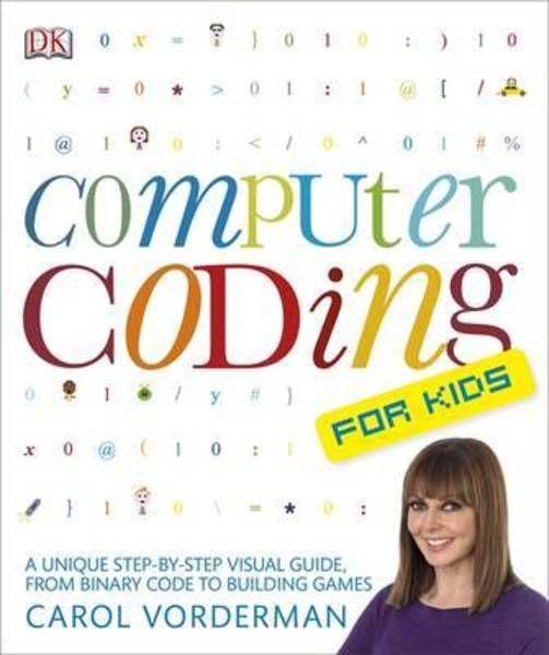 Computer Coding for Kids #TBPNewTitles