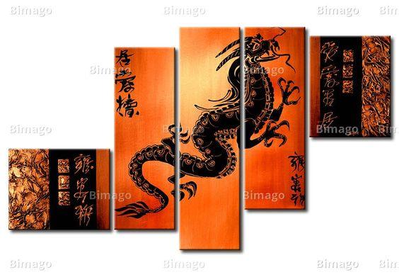 Quadro Culto del drago