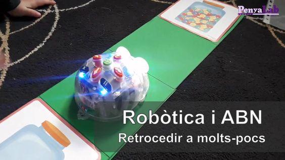 Blue-bot: Retrocedir a molts o pocs