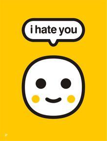 Peterson Ruiz - I HATE YOU (YELLOW)