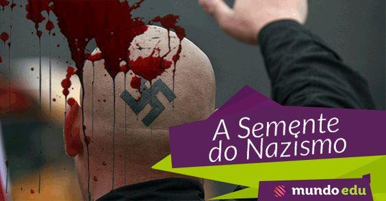 A semente do nazismo #MundoEdu #ENEM #MundoHistória #História