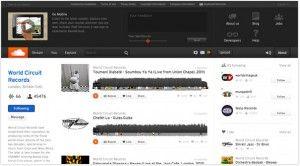 Soundcloud: nueva versión