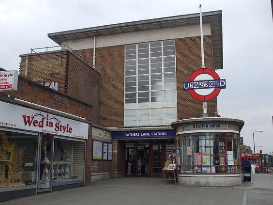 Rayners Lane stn entrance - Rayners Lane tube station - Wikipedia, the free encyclopedia