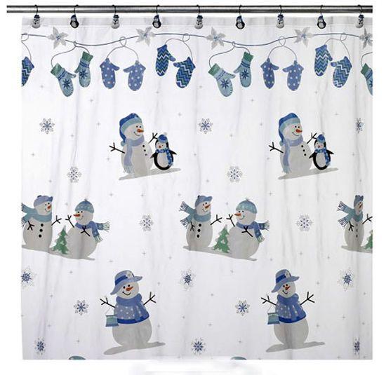 Snow Shower Curtain – Curtain Idea