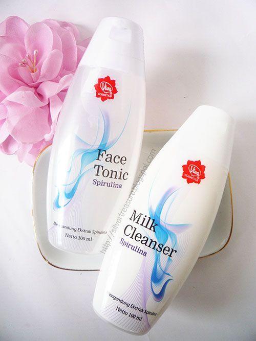 Viva Milk Cleanser Untuk Kulit Berpori Besar Dan Berjerawat