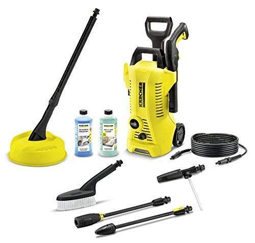 Generatorka Rcher K2 Premium Full Control Car And Home Pressure Washer Pressure Washer Car Cleaning How To Make Light