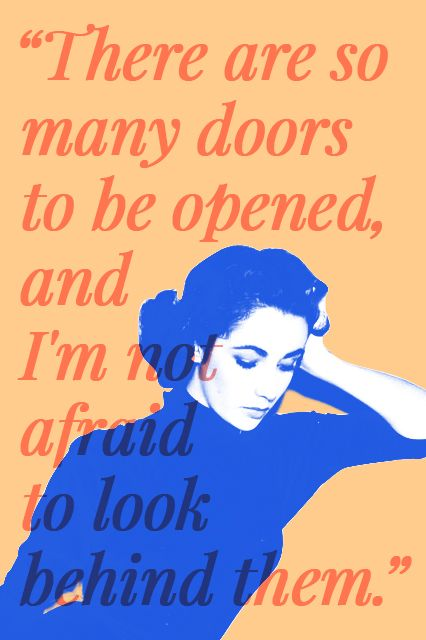 Badass Quotes From The Incomparable Elizabeth Taylor | Elizabeth ...