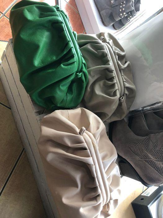 Torebka Bottega Veneta Skora Laundry Bag Bags Bottega