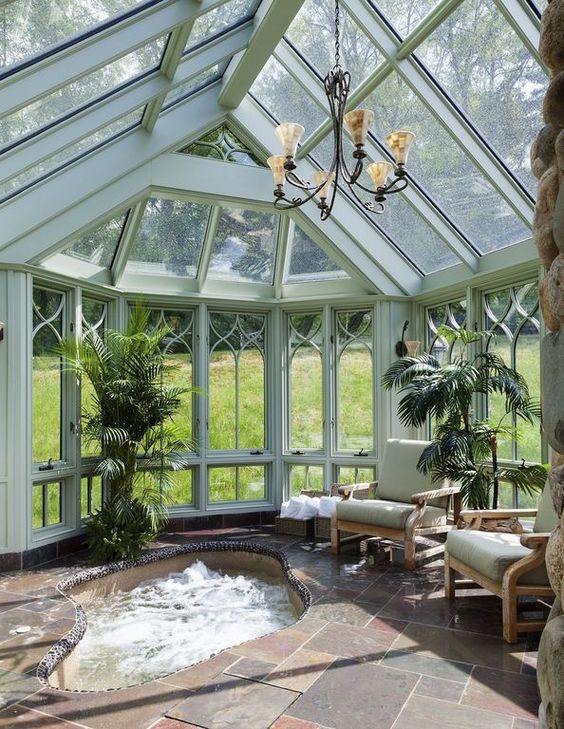 Breathtaking Luxury Hot Tub Ideas To Inspire You Decortrendy Luxury Hot Tubs Hot Tub Room Indoor Hot Tub